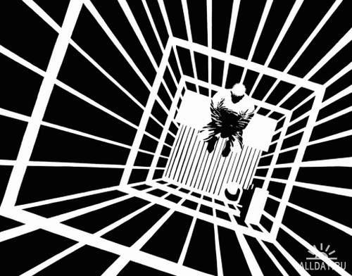 Американский художник Eric Drooker (Эрик Друкер)