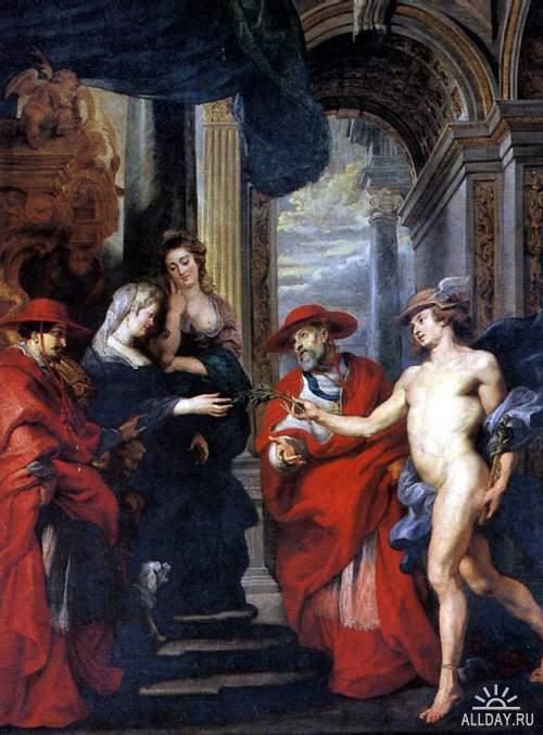 Питер Пауль Рубенс / Peter Paul Rubens (1577-1640) - король художников и художник королей