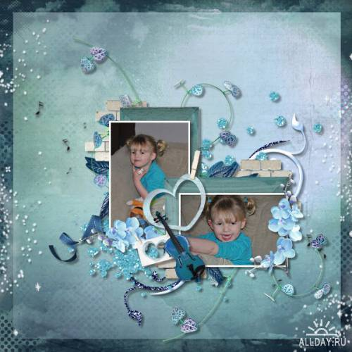 Scrapkit - My Mommy