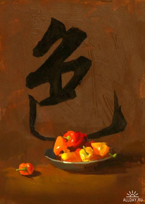 Художник Qiang  Huang