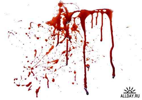 Blood Photoshop Brushes