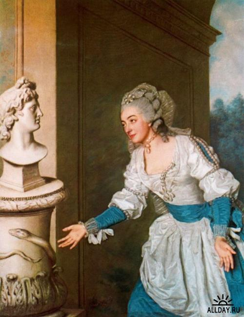 Jean-Etienne Liotard (1702 - 1789)
