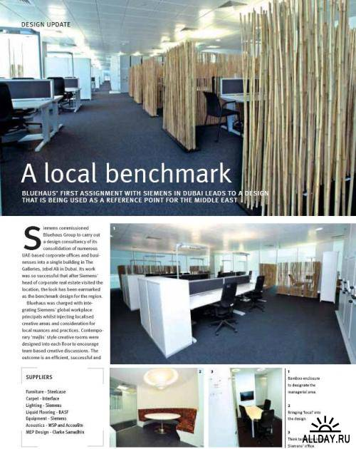 Commercial Interior Design - February 2012