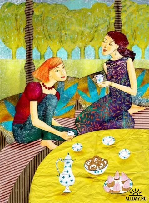 Иллюстрации ackat