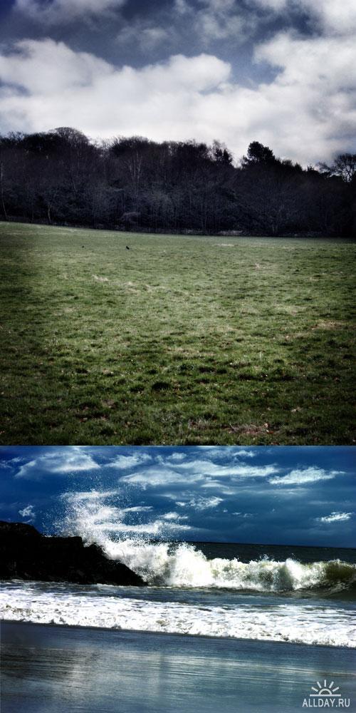 Фотоклипарт - Background 25