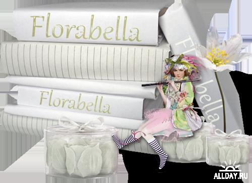 Scrap kit Florabella