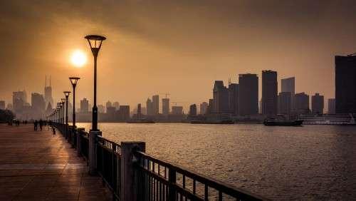 Фото архитектуры крупных городов мира на фон рабочего стола 69
