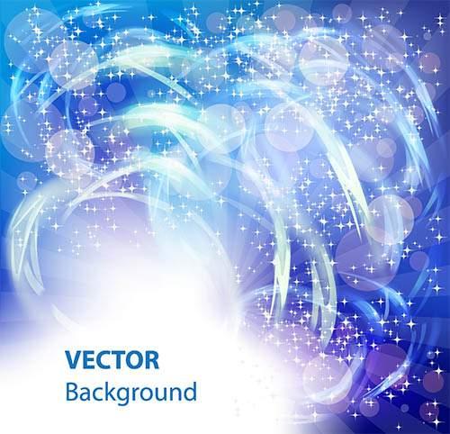 Цветные абстрактные фоны в векторe 2