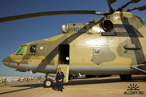 МАКС-2011. Первым делом - вертолёты...