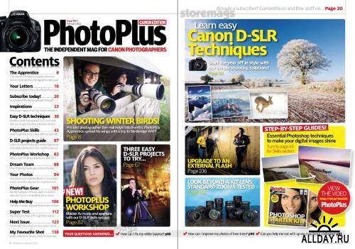 PhotoPlus - February 2012 (UK)