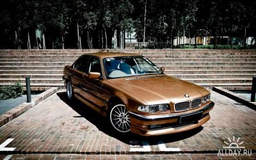 55 Beautiful Cars HD Wallpapers (Set 245)