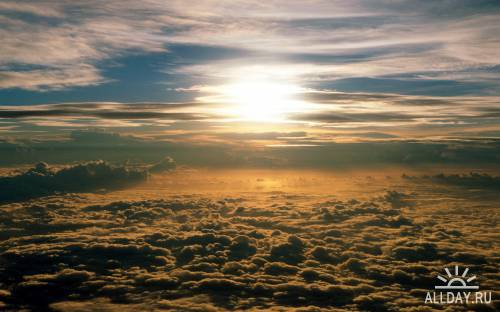 Sky & Sun Wallpapers