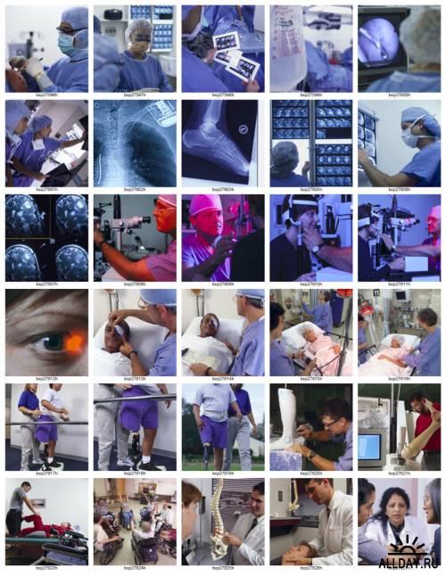 BrandX Vol. X007  В больнице (In The Hospital)