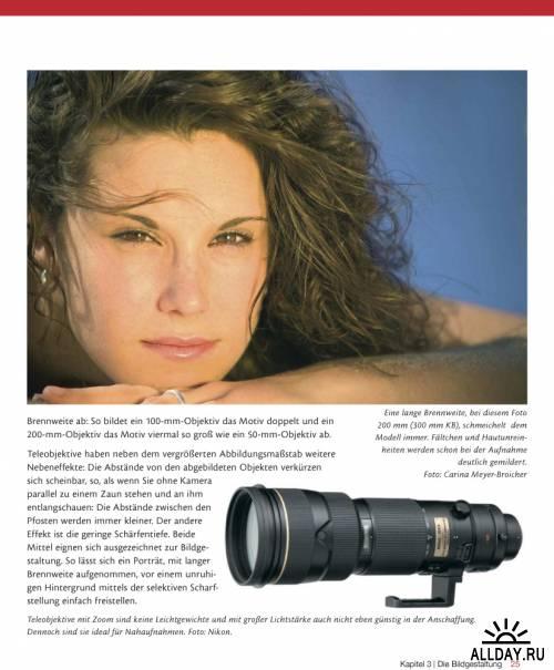 Carina Meyer-Broicher - Menschen fotografieren - Der Meisterkurs: mehr sehen, mehr konnen