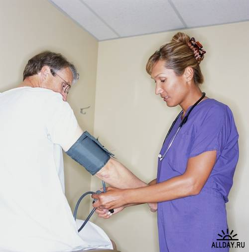 Клипарт - Hospital Scenes