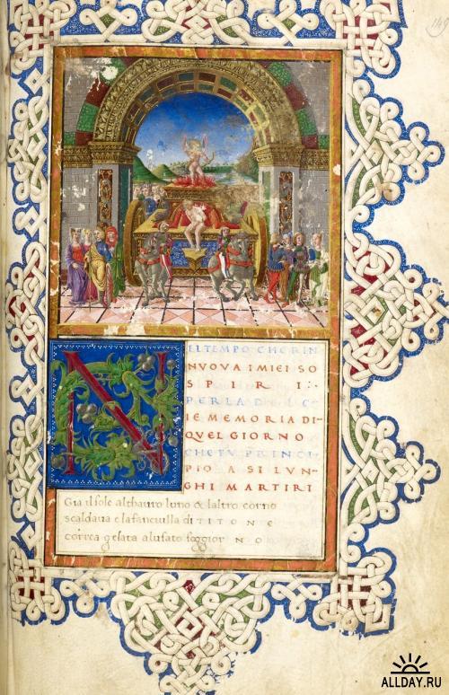 Illuminated Manuscripts. Italy XV (p.4)