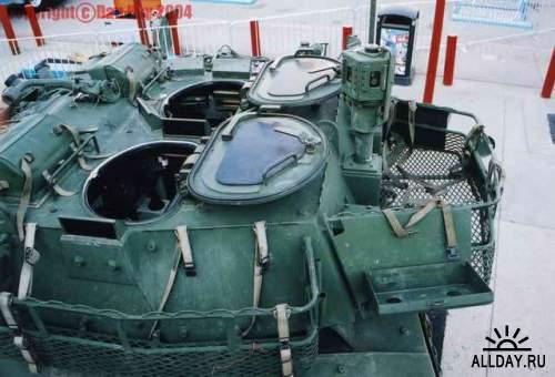 Фотообзор - канадский бронетранспортер  LAV-III