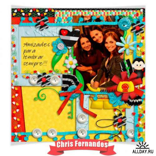 Скрап-наборы Bee Happy &  Alo Amiga Joaninha