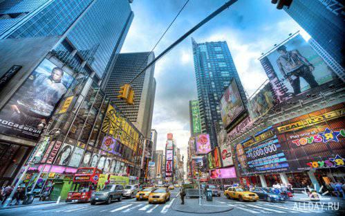 Photo of the city New York