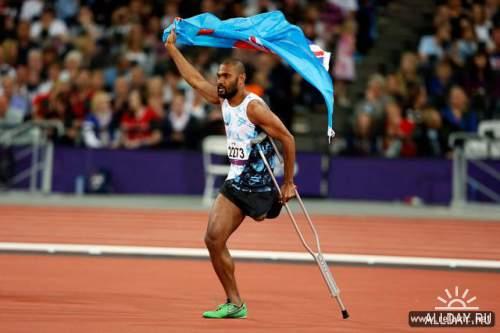 Их стойкости позавидовали бы и спартанцы (2) - Паралимпийцы