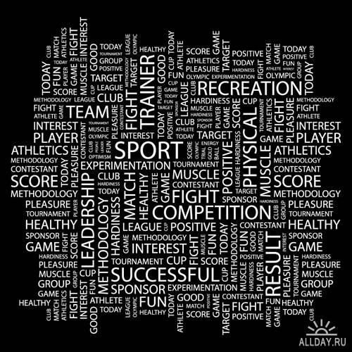 Sport - Stock Vectors | Спорт