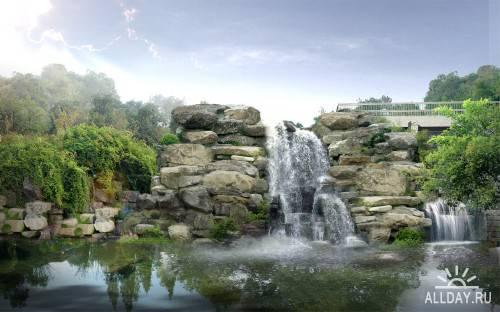 Подборка красивых пейзажей природы № 3