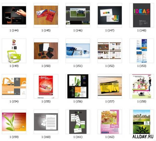 Brochure Catalogs Cards Best Designs