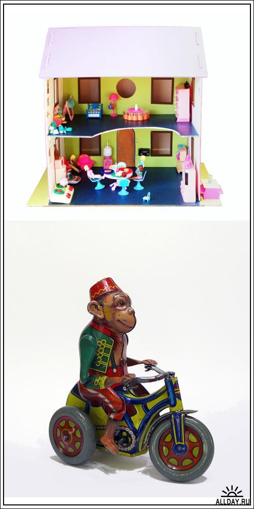 Фотоклипарт - Toys Pack -6