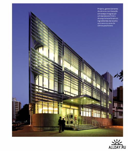 Arquitetura & Urbanismo - May 2012