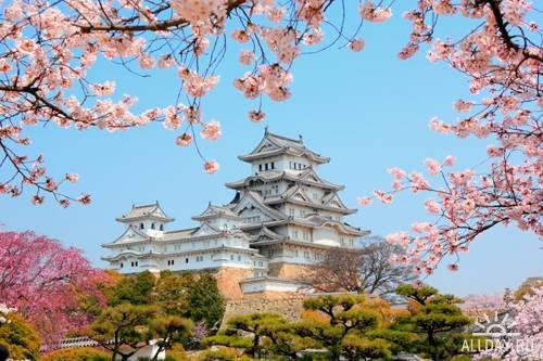Япония - Растровый клипарт   Japan - UHQ Stock Photo