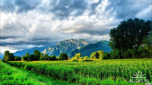 45 Beautiful Nature Full HD Wallpapers