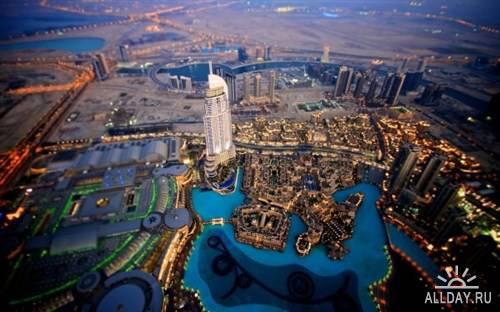 Обои - Города и архитектура всего мира 2