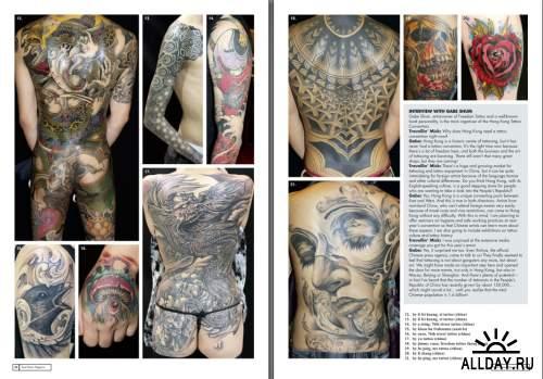 Total Tattoo - January 2014