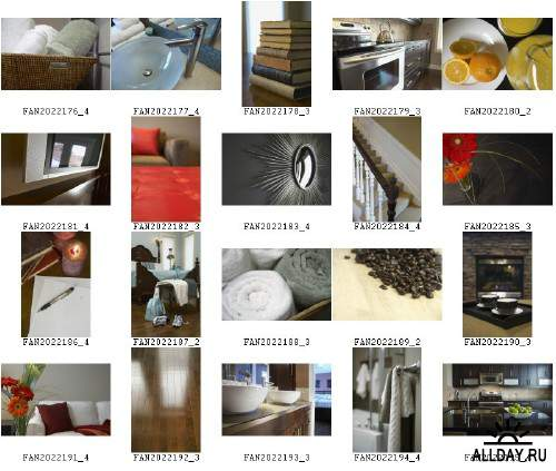 Stock foto - Home Details
