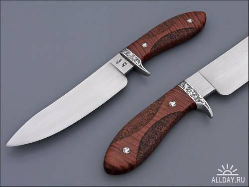 Старинные и современные клинки - ножи, мечи, сабли и кинжалы