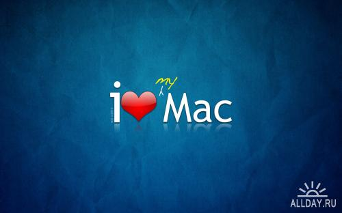 40 Apple Wide Screen HD Wallpapers Collection