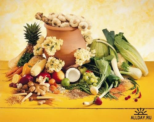 Клипарт - Essential Foods