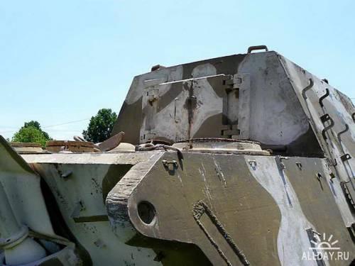 Немецкая САУ Jagdtiger