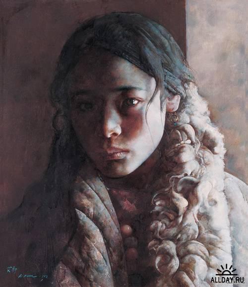 Художник Ai Xuan