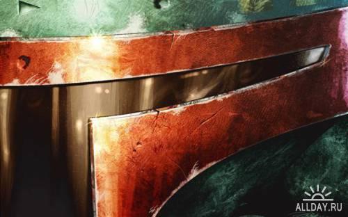 Отличная подборка обоев на рабочий стол (4.07.2011/HQ)