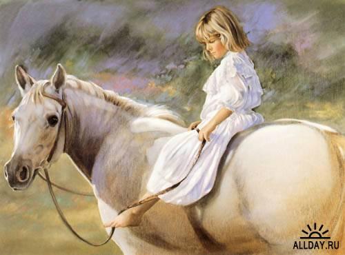 Beautiful Artworks by Nancy Noel