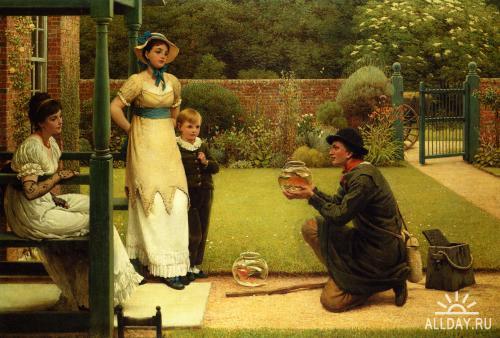 George Dunlop Leslie (1835-1921)