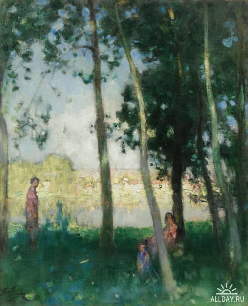 Impressionist/Neoimpressionist Art-Sotheby`s Auction Lots часть №2.