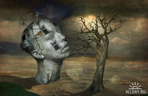 Digital art by Marieta Kostova