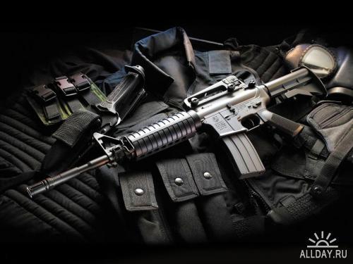 Обои Оружие