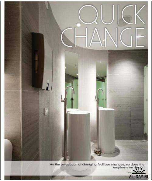 Hospitality & Leisure Design - December 2011