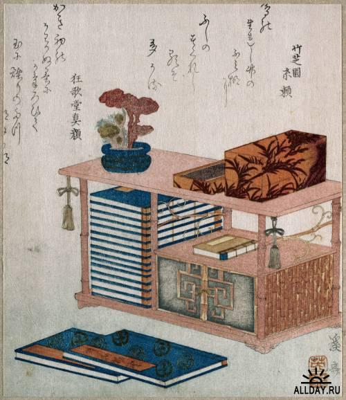 Keisai Eisen (Japanese, 1790–1848)