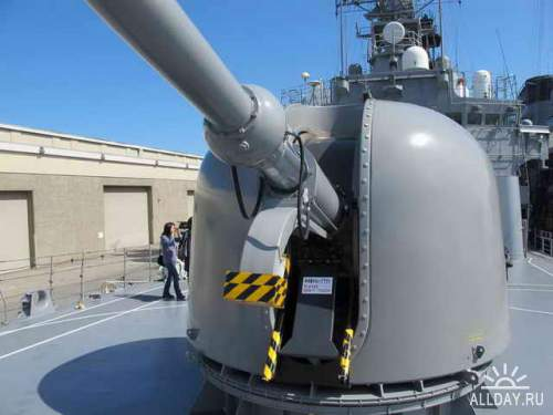 Фотообзор - японский эсминец JDS Yamagiri (TV 3515)