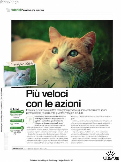 Photoshop Magazine - January 2011 (Italy)