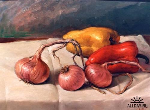 Artworks by Angelo Batti